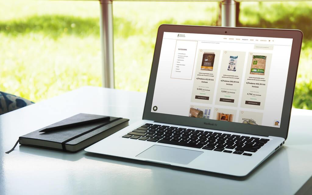 SengNatura sito web